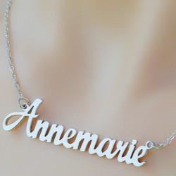 Name Halskette