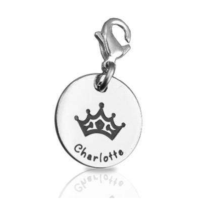 Personalisierte Princess Charm