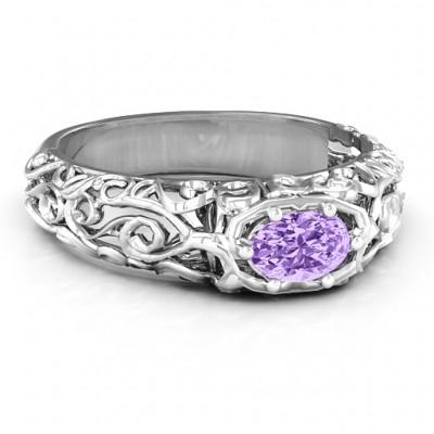 2016 Vintager Abschluss Ring