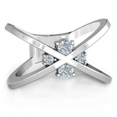 4 Stein Crossover Ring