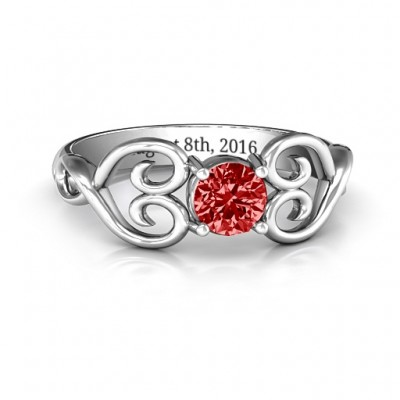 Always In My Heart Promise Ring