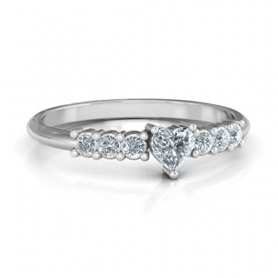 Strahlend Love Ring