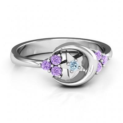 Beautiful Night Ring