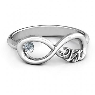 Feiern 21 Infinity Ring