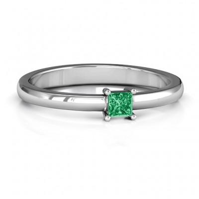 Elegante Prinzessin Ring