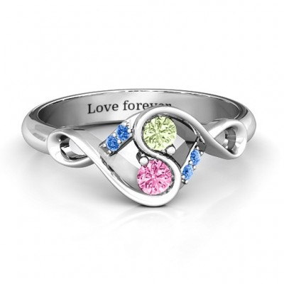 Element of Infinity Zwei Stein Ring