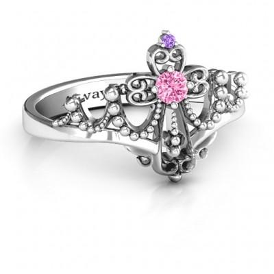 Für immer und immer Tiara Ring