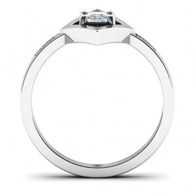 Glam Diamant Ring