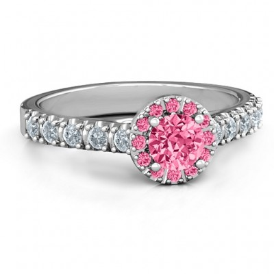 Graceful Glanz Vintage Ring