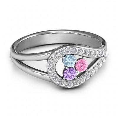 Illuminating Akzente Ring