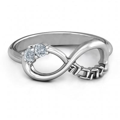 Infinity Ahava Ring