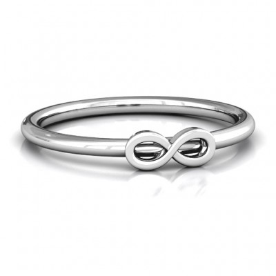 Infinity Stackr Ring