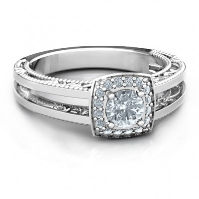 Komplizierte Love Ring