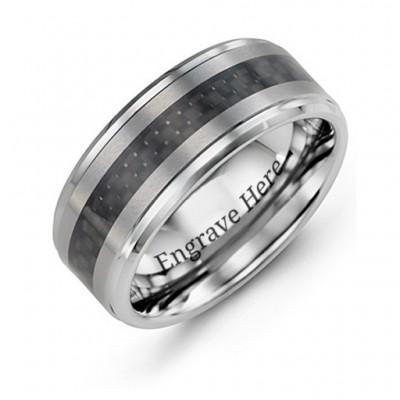 Männer Trinity Wolfram Ring