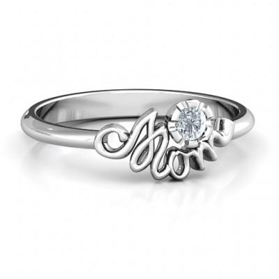 Mutter Erinnerung Ring