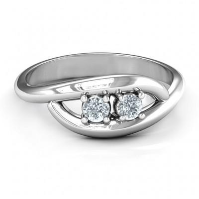 Perfekte Paare Paar Ring