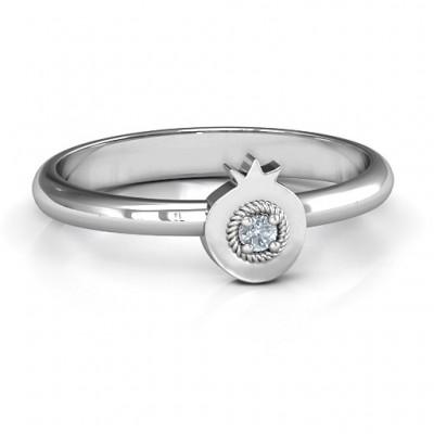 Granatapfel Ring
