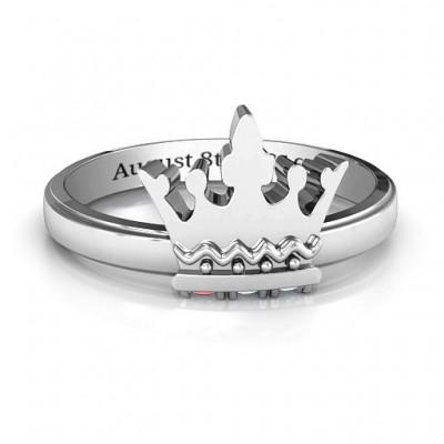Königsfamilie Prinzessin Tiara Ring