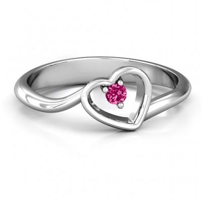 Single Herz Bypass Ring