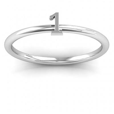 Stackr Anzahl Ring