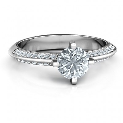 Sterling Silber Maxine Ring