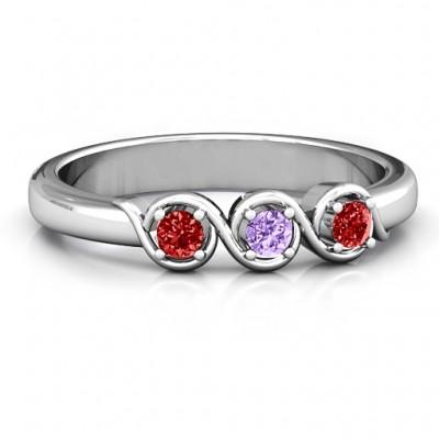 Triple Wellen Ring