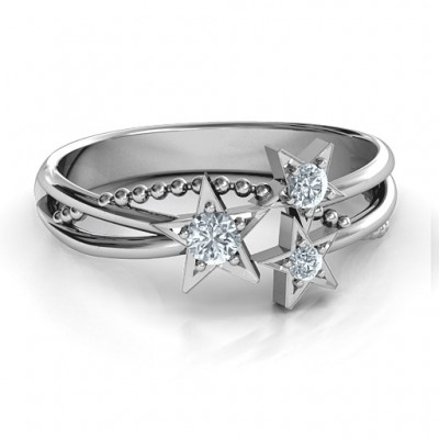 Funkelndes Starlight Ring
