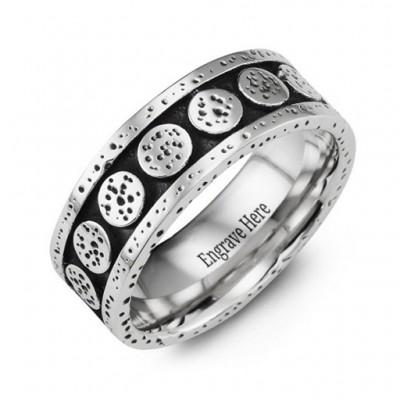 Einzigartige Cobalt Ring