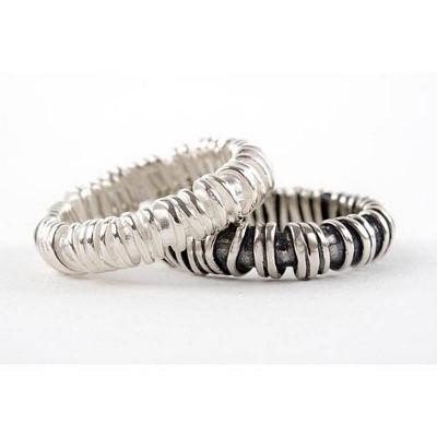 Medium Sterling Silber Ring