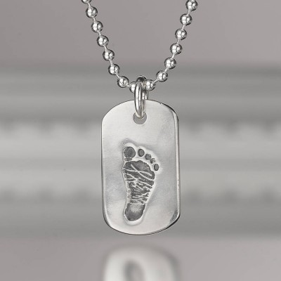 Personalized Print Dog Tag