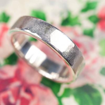 Organisch Texturiert 18ct Gold Ring